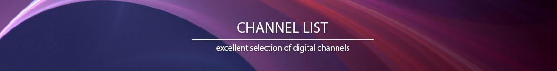 Digital Channels - CDS Spider Net